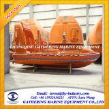 6man de Boot van de Redding van de hoge snelheid met BuitenboordMotor