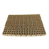 Блок цемента строительных материалов конкретный делая машину
