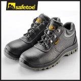 2016 nuevos zapatos de seguridad del estilo para la seguridad en la mina de los hombres calzan L-7147