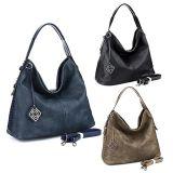 Hete Handtas van de Ontwerper van Nice van de Handtas van de Capaciteit van de Zak van de Totalisator van de Vrouwen van dame Shoulder Handbag PU Leather Zak verkoopt de Grote de Handtas Van uitstekende kwaliteit (WDL0575)