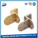 Нержавеющая сталь/латунь штемпелюя шарниры для двери и окна с подвергая механической обработке обслуживанием