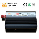 300W 12V 220V Portable Modified Sine Wave Single Power Inverter (THA300)