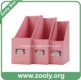 ペーパーファイルのホールダーのホールダー/印刷されたボール紙の文書ファイルのホールダー