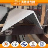 Verdrängten 6000 Serie kundenspezifische Profile Aluminium, Aluminium Profile