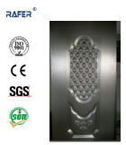 Pele de porta de aço para o mercado da África (RA-C018)