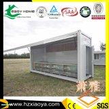 Casa rapidamente construída e disponível do recipiente de 20FT