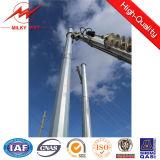 22m 800 CCTV dan poste de acero para la transmisión de potencia