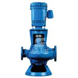 API 610 Pompe à huile (split cas structure)
