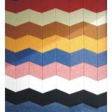 Schalldichte angestrichene Haustier-Wand-akustische Decken-Vorstände