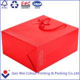 Бумажный мешок подарка, печатание бумажного мешка, производит бумажный мешок с вашим логосом в цене по прейскуранту завода-изготовителя