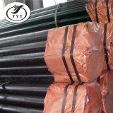 Los materiales de construcción REG Q345 P235B REG redondos de acero negro tubo soldado