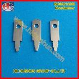 Perni della spina del cavo di alimentazione con la nichelatura (HS-BS-55)