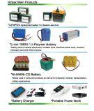 452248ツール電池のための500の李ポリマー電池の再充電