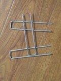 11 grampos do fio de aço do calibre