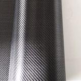 tessuto della fibra del carbonio della saia 1K per i particolari delle estetiche