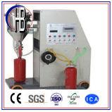自動消火器の乾燥した化学薬品の粉の充填機