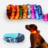 Colar de cachorro intermitente de LED Night Safety Products Pet Collars