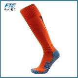 Новый тип резвится носки футбола высокого качества носок футбола