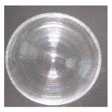 140mm Dia. Fresnel van de Lamp van de Disco van het glas Lichte Lens