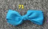 Bowknot 형식 아이들 71를 위한 장식적인 금속 은 동곳