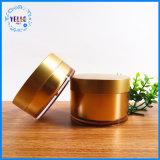 Vasi crema acrilici di vendita caldi di abitudine 100/200g per l'imballaggio cosmetico