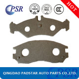 Actors를 위한 트럭 Brake Pads Casting Iron Back Plate