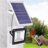Outdoor Garden Home solaire LED Lampe de projecteur