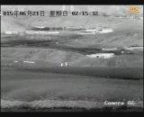 Camera van de Thermische Weergave van de Visie van de Nacht van het Gezoem van de lange Waaier de Infrarode voor het Toezicht van de Dag en van de Nacht