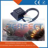 12V à 2 broches du relais des clignotants électroniques del Fix moto Clignotant Clignotant