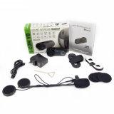 Intercom Bluetooth van de Helm van de Hoofdtelefoon van de motorfiets de Draagbare Draadloze Mini