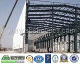 Hangar de pouco peso da construção de aço