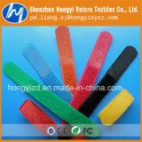 Bande en nylon de Doux-Crochet de Velcro de mode et de câble de boucle