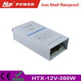 tabellone chiaro Rainproof del ferro LED di 12V 30A 350W Htx