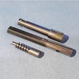 Partie d'usinage CNC atypique tournant la partie de mouture de précision