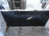 タイルか床タイルまたは階段舗装するための中国の黒またはモンゴルの黒い花こう岩の磨かれたか、または炎にあてられるまたは砥石で研がれた花こう岩の平板
