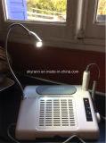 Оригинал 3 в 1 35000об/мин лак для ногтей лак для ногтей УФ лампы сверла для сбора пыли