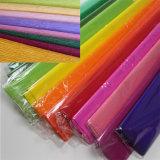 Mélanger les couleurs de 50x250cm Papier crêpe