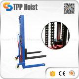 高品質1ton油圧ポンプ手のフォークリフト