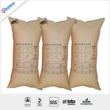 Llenado rápido de alta calidad 1capas de papel bolsas de aire inflables para camión contenedor de barco