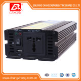 12V 24V 48V Gleichstrom zu Wechselstrom 110V 220V weg Energien-Inverter der Rasterfeld-vom reinen Sinus-Wellen-600W