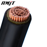 300 кв. мм подземных электрических кабелей питания