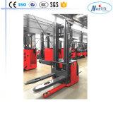 China 1500kg de capacidad apilador eléctrico, 3300 La altura de elevación, Curtis Controller