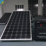 Использования возобновляемых источников энергии 250 Вт мощность в режиме монохромной печати кристаллические ячейки PV СОЛНЕЧНАЯ ПАНЕЛЬ