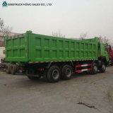 판매를 위한 30t 6X4 371HP HOWO 덤프 트럭