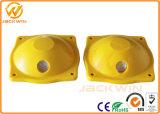 В Южной Америке рынок желтого цвета пластиковых солнечной Cat глаза шпилька дорожного движения