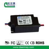 En el exterior impermeable IP65, el controlador LED 24W 56V