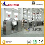 Machine tournante de séchage sous vide d'exécution intermittente pour les matériaux sensibles à la chaleur