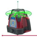 niveau du laser 300hvg avec la mise à niveau automatique de rotation de paquet de cellule sèche