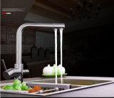 All-Kupfer heiße/kalte reine Wasser-Wannen-trinkender Küche-allgemeinhinhahn