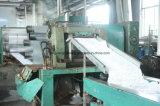Fibre discontinue de polyesters remplissante réutilisée